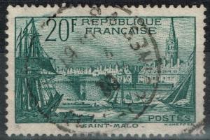 France SC# 347, Used.     Lot 02052015