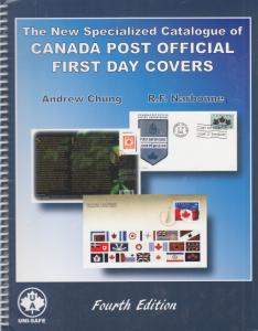 The New Specialized Catalogue of Canada Post Official FDCs, by Andrew Chung