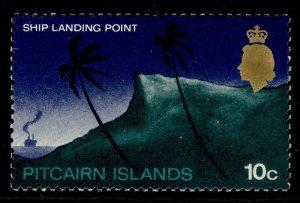 PITCAIRN ISLANDS QEII SG101, 10c, NH MINT.