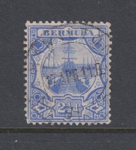 Bermuda, Scott 38 (SG 41), used