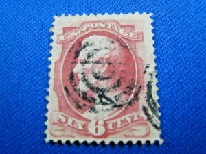 UNITED STATES, 1870 SCOTT #148 -  USED