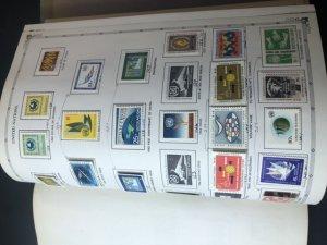 Battered Capitol U.S. Stamp Album & Travel Stamp Album Might Find Some Gems