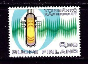 Finland 596 NH 1977 Nuclear Reactor