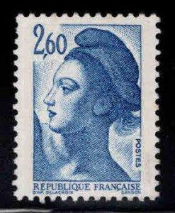 France Scott 1801 MH* stamp