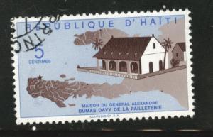 HAITI Scott 472 used 1961 cto stamps
