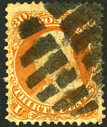 U.S. #71 Used