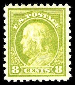 U.S. WASH-FRANK. ISSUES 470  Mint (ID # 79823)