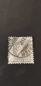 Switzerland #85 Used