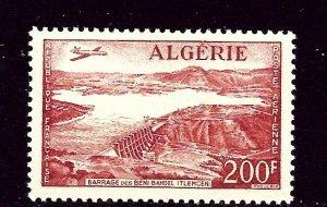 Algeria C12 MNH 1957 issue    (ap3846)