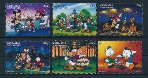 [22491] Grenada Grenadines 1996 Disney Characters in holidays MNH