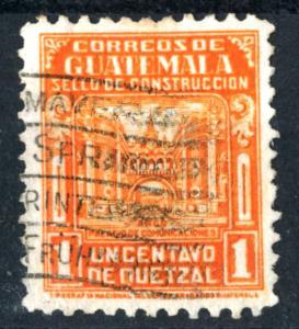 Guatemala - SC #RA22 - Used - 1945 - Item G99