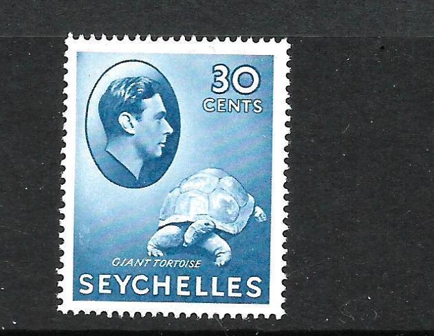 SEYCHELLES  1938-49   30c   KGV1   PICTORIALS  MNH   SG142A