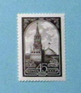 Russia - 5038, MNH Complete. Kremlin Tower. SCV - $1.50