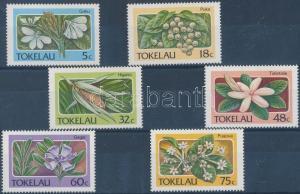 Tokelau Islands stamp Plants set 1987 MNH Mi 136-141 WS183401