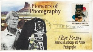 AO-1758G, 1978, Photography, Pioneers of Photography, Eliot Porter, Add-on