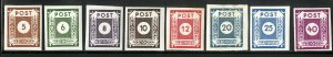 EAST SAXONY- GERMANY 15N4-15 INCOMPLETE MIXTURE SCV $4.65 BIN $2.00 NUMERICAL