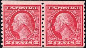 U.S. 453 FVF NH PAIR (22119)