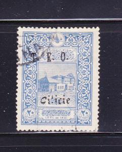 Cilicia 77 U Overprint (C)