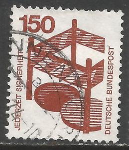 GERMANY 1085 VFU Z4146-5