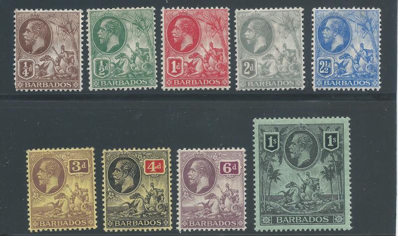 Barbados 116-24 H