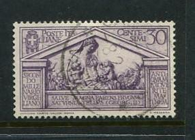 Italy #251 Used