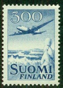 FINLAND #C4, Mint Never Hinged, Scott $32.50
