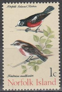Norfolk Island #126 MNH