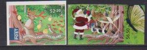 2020 Christmas Island Christmas SA (2) (Scott NA) MNH