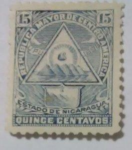 Nicaragua Scott # 121*