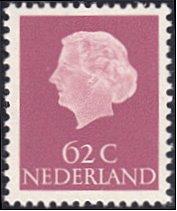 Netherlands # 356 mnh ~ 62¢ Queen Juliana