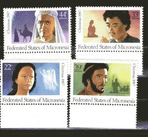 Micronesia 58,C31-C33 MNH