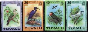 Tuvalu #'s 59-62 - Mint - Original Gum - Never Hinged