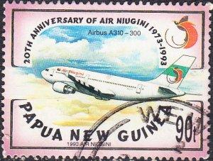 Papua New Guinea  #817  Used