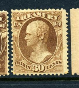 Scott #O81 Treasury Official Unused Stamp (Stock #O81-1)