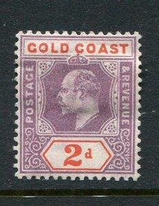 Gold Coast #40 Mint