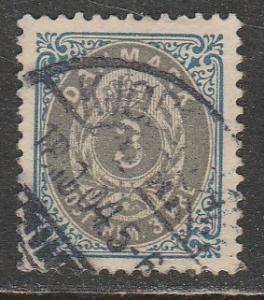 Norvège  1895  Scott No. 41  (O)