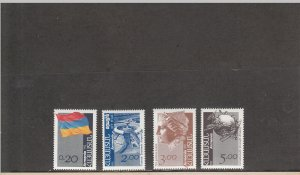 ARMENIA 4 DIFFERENT MNH 433/438 SEE DESCRIPTION AREA 2019 SCV $2.20