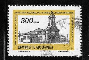 Argentina Used [3263]