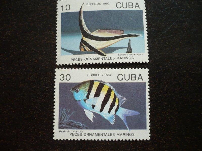 Stamps - Cuba - Scott# 3417-3421 - MNH Set of 5 stamps
