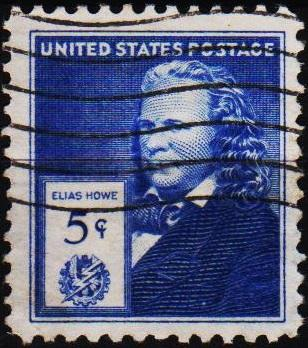 U.S.A. 1940 5c S.G.889 Fine Used