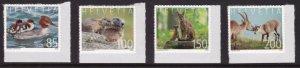 Switzerland, Fauna, Animals, Birds / MNH / 2020