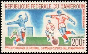 Cameroun #C277-C278, Complete Set(2), Never Hinged