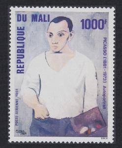 Mali Birth Centenary of Pablo Picasso SG#826 SC#C412