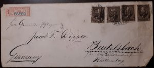 O) 1884 CIRCA - UNITED STATES - USA, JAMES A. GARFIELD 5c - US POSTAGE,