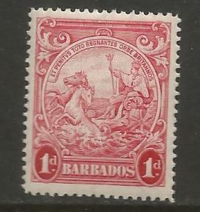 BARBADOS 194  MNH, SEAL OF THE COLONY