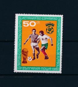 [59304] Bulgaria 1980 World Cup Soccer Football Spain MNH