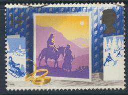 Great Britain SG 1414  Used   - Christmas