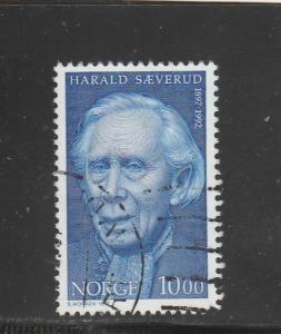 Norway  Scott#  1174  Used  (1997 Harald Severud)