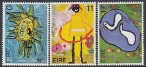 Ireland 453-5 MNH - Children's Drawings