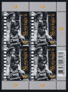 Slovenia 1096 Bottom Block MNH Slovene Films
